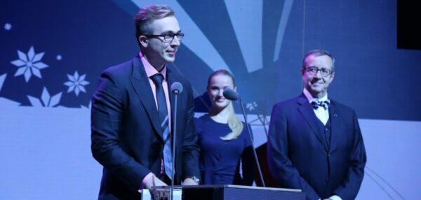 Noore ettevõtja preemia: Indrek Ulst