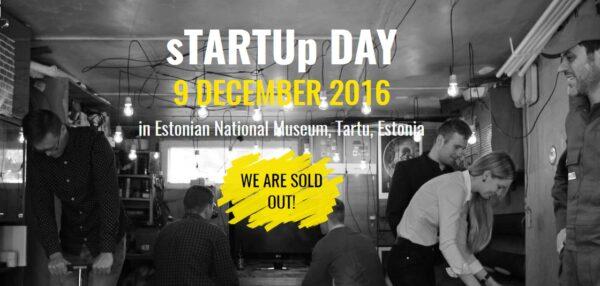 Startup Day 2016