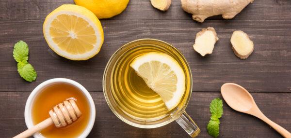 tee meega ja sidrun