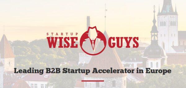 Wise Guys Fintech, Swedbank, Startup Wise Guys