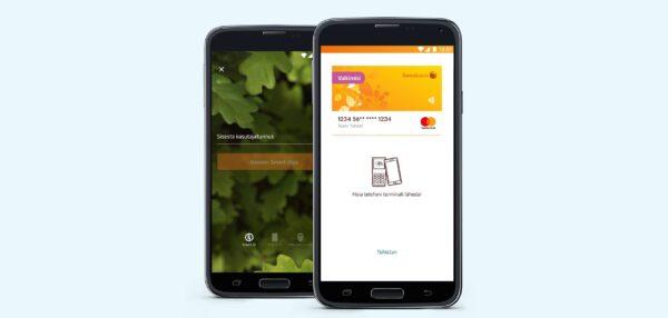 Swedbanki uus mobiiliäpp
