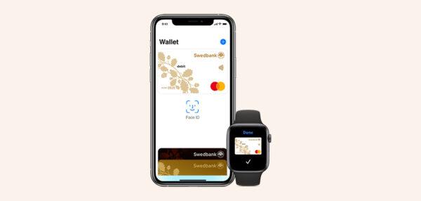 Apple Pay, Swedbank