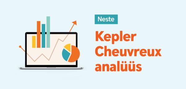 Kepler Cheuvreux, Neste