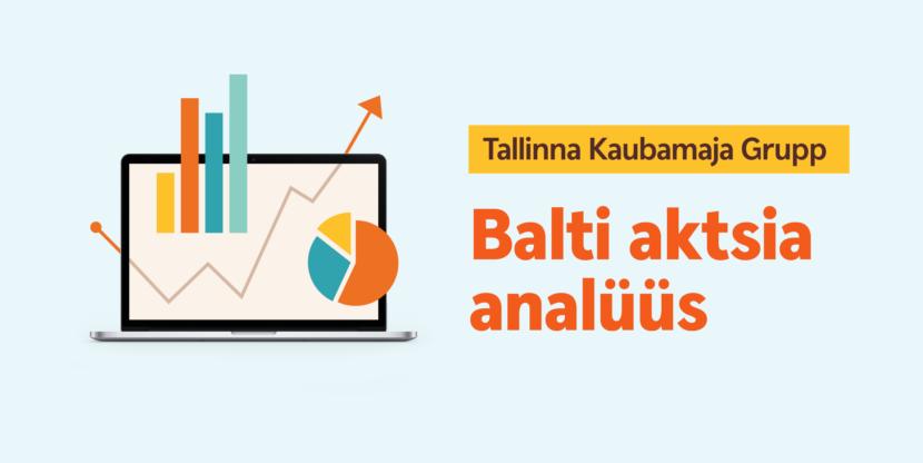 Balti aktsia analüüs, Tallinna Kaubamaja Grupp